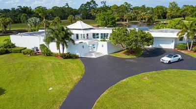 Lake Worth Single Family Home For Sale: 6919 Calumet Circle