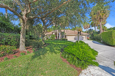 West Palm Beach Single Family Home Contingent: 71 Whispering Oak Trail