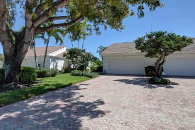 Boca Raton Single Family Home Contingent: 19590 Sawgrass Circle #2501