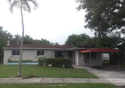 Fort Lauderdale Single Family Home For Sale: 3210 SW 16th Court