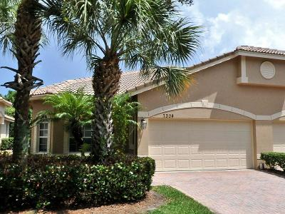 Port Saint Lucie Single Family Home For Sale: 7304 Sea Pines Court