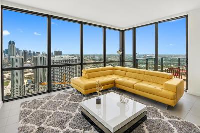 Miami-Dade County Condo For Sale: 1600 NE 1st Avenue #Ph10
