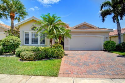 Delray Beach Single Family Home For Sale: 7016 Avila Terrace Way