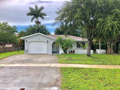 Royal Palm Beach Single Family Home For Sale: 893 Orchid Drive