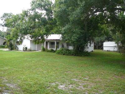 Fort Pierce Single Family Home Contingent: 811 Kearney Road