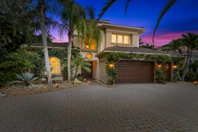 Wellington Single Family Home For Sale: 508 Edgebrook Lane