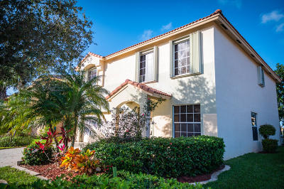 St Lucie County Single Family Home For Sale: 818 NW Greenwich Court