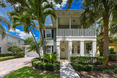 Jupiter Single Family Home For Sale: 230 Caravelle Drive