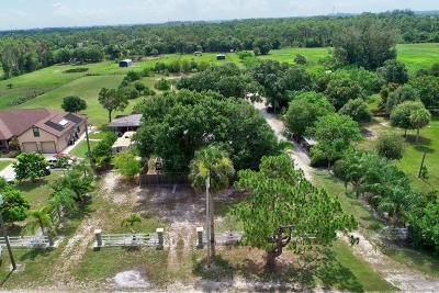 Fort Pierce Single Family Home For Sale: 2790 Gentile Road