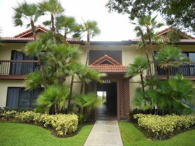 Palm Beach Gardens Condo Contingent: 1111 Duncan Circle #102