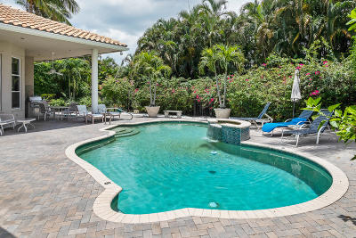 Delray Beach Single Family Home For Sale: 6041 Via Venetia