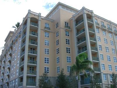 West Palm Beach Rental For Rent: 403 S Sapodilla Avenue #807 (Ph2