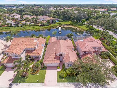 Palm Beach Gardens Single Family Home For Sale: 403 Eagleton Cove Way