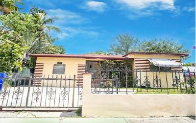 Miami Single Family Home For Sale: 321 NW 44th Street