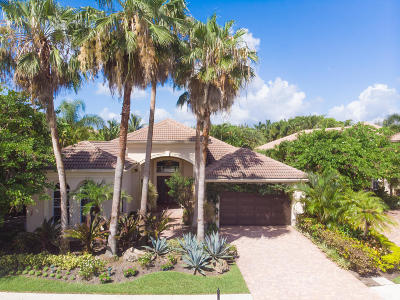 Palm Beach Gardens Single Family Home For Sale: 102 Coconut Key Court