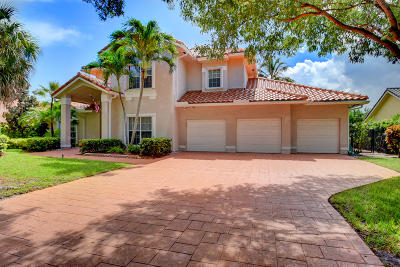 Delray Beach Single Family Home For Sale: 2235 Rabbit Hollowe Circle
