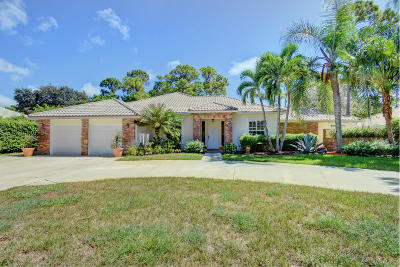 Boynton Beach Single Family Home For Sale: 11564 Dunes Road