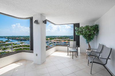 Highland Beach Condo For Sale: 2901 S Ocean Boulevard #903