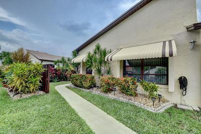Boynton Beach Single Family Home For Sale: 5199 Minto Road