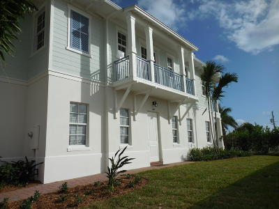 Juno Beach Rental For Rent: 110 Ocean Breeze Drive #10