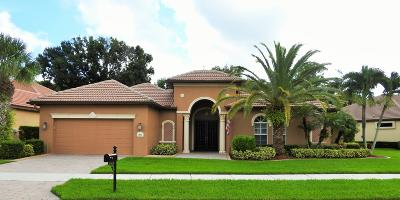 Port Saint Lucie Single Family Home For Sale: 822 SW Grand Reserve Boulevard