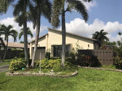 Boynton Beach Single Family Home For Sale: 5027 Minto Road