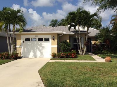 Single Family Home For Sale: 652 Senegal Court