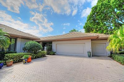 Martin County Single Family Home For Sale: 6070 SE Oakmont Place