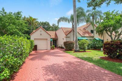 Boca Raton Single Family Home For Sale: 6630 La Pina Court