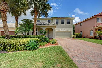 Royal Palm Beach Single Family Home For Sale: 104 Sarona Circle
