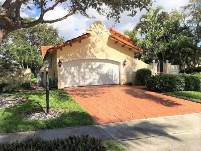 Delray Beach FL Single Family Home For Sale: $319,900