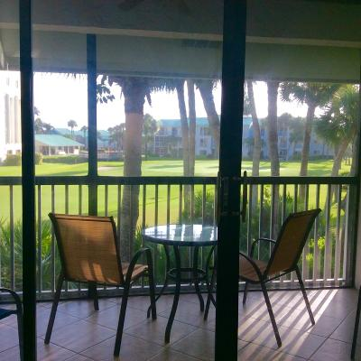 Fort Pierce Condo For Sale: 2400 S Ocean Drive #5424