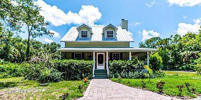 Fort Pierce Single Family Home Contingent: 1640 Copenhaver Road