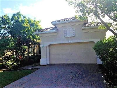 Parkland Rental For Rent: 7844 NW 123 Avenue