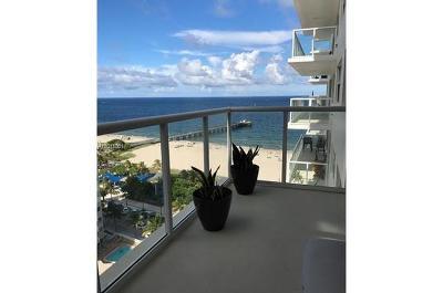 Pompano Beach Condo For Sale: 111 Pompano Beach Boulevard #1605
