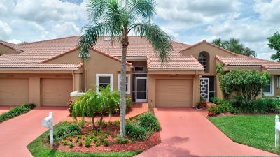 Boca Raton Single Family Home For Sale: 10940 Ladera Lane #B