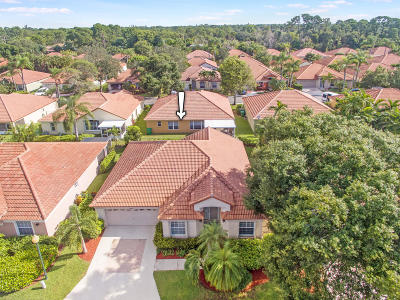 Palm Beach Gardens Single Family Home Contingent: 3078 Casa Rio Court
