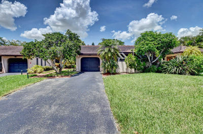 Single Family Home For Sale: 9304 Vista Del Lago #A