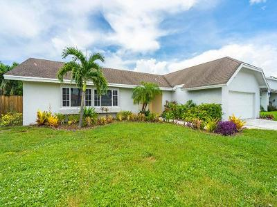 Boca Raton FL Single Family Home For Sale: $449,900