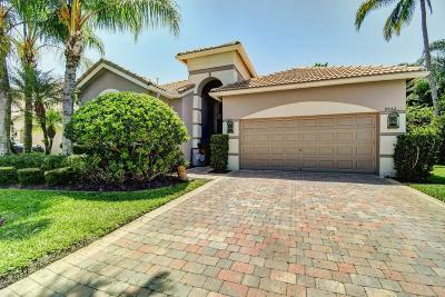 West Palm Beach Single Family Home For Sale: 9052 Sand Pine Lane