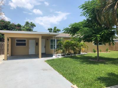 Boca Raton Single Family Home For Sale: 125 NE 21st Street