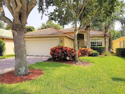 Boynton Beach FL Single Family Home For Sale: $325,000