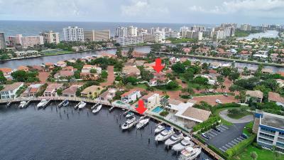 Delray Beach Single Family Home For Sale: 3539 Commodore Circle