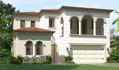 Boynton Beach Single Family Home Contingent: 8340 Grand Prix Lane