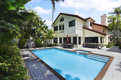 Boca Raton Single Family Home For Sale: 21903 Town Place Drive