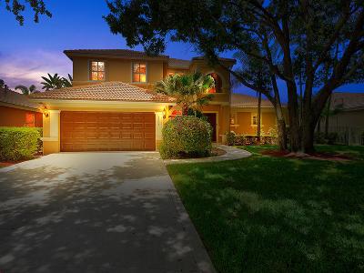 Jupiter Single Family Home For Sale: 1136 Lakeshore Drive