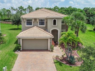 Royal Palm Beach Single Family Home For Sale: 2407 Bellarosa Circle