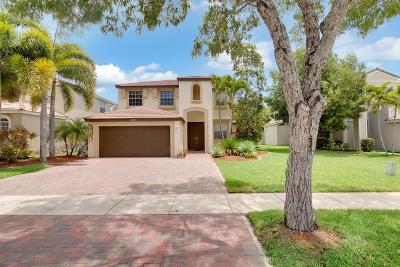 Wellington Single Family Home For Sale: 9025 Alexandra Circle