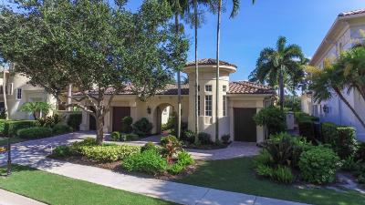 Palm Beach Gardens Single Family Home For Sale: 11105 Green Bayberry Drive