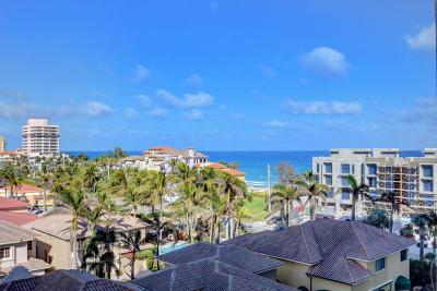 Highland Beach Rental For Rent: 3700 S Ocean Boulevard #608